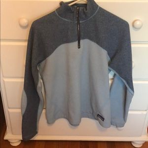 Patagonia light fleece pullover